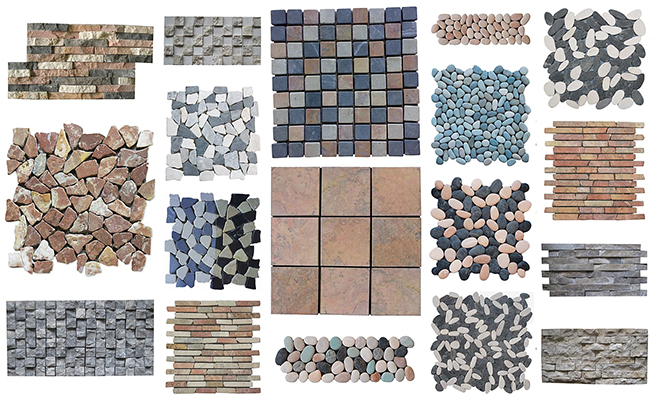 Natural Stone Tiles 400